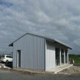 Kits de edificio de acero Pre-Dirigidos para la aplicación industrial (KXD-SSB6)