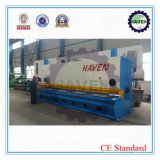 Het hydraulische Merk van het TOEVLUCHTSOORD van de Machine van de Guillotine van de Straal van de Schommeling Scherende