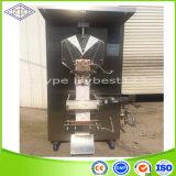 Máquina de rellenar de bolso de agua de la válvula