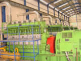 Avespeed Serie Hfo und Gas-Doppelkraftstoff-Generator für Stromerzeugung-Pflanze