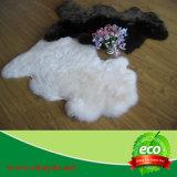 Manta lanuda del bebé de la piel de la piel de las ovejas Eco-Que broncea