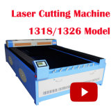 Nuovo 1318 non tagli del laser del metallo di fabbricazione con il Ce