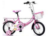 Bicicleta do miúdo agradável do frame de aço dos olhares (SR-C09)