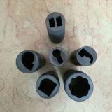 Molde de grafite usado para tubos de cobre