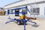 Ce ISO kwalificeerde 14m de 16m Towable Gesleepte Prijzen van de Lift van de Boom