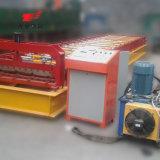 PLC 자동적인 색깔 기계를 형성하는 강철 루핑 장 롤