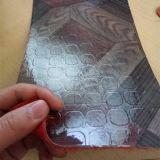 Linoleum-hölzernes Blick-Filz-Schutzträger Kurbelgehäuse-Belüftung PlastikausbreitenRolls