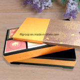 Boîte sûre de carton de mémoire à nourriture colorée de cadre avec des compartiments