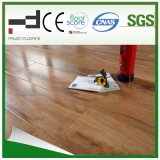 Plancher en stratifié de surface de relief de 8 mm Deep Yellow