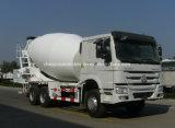 6X4 Sinotruk 20 M3 시멘트 믹서 트럭 트럭 25 톤 교반기 화물 자동차