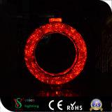 2017 Lichten van de Ring van de Decoratie van Kerstmis 3D