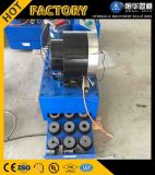 Il PLC gestisce la pressa di stampaggio del tubo flessibile idraulico automatico di prezzi di promozione