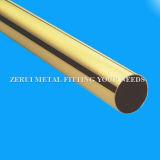 """1-1/4 """" tube C27000 rond en laiton recuit mou de X0.5mm pour sanitaire"""