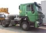 Camion del trattore di Sinotruk HOWO Zz4187n3511W 4X2 336HP