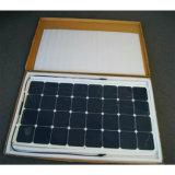 Painel 100W solar flexível portátil Foldable da pilha de Sunpower da eficiência elevada