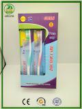 Pakistan-berühmter Marken-Doktor Care Adult Toothbrush mit freier Schutzkappe