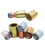 Tout classe l'embout hydraulique de boyau d'approvisionnement d'usine de connecteur de pipe