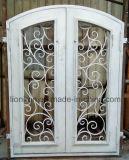 고대 청동색 문 장식적인 단철 등록 문 포도주 세포 문