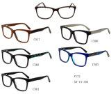 Het In het groot Frame van uitstekende kwaliteit van de Glazen van de Acetaat van de Voorraad Optische F173
