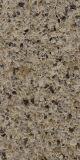 Сляб камня кварца цвета гранита для кухни Coutertop