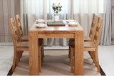Tableau dinant de chêne en bois qualité pleine de Tableau dinant de meilleure (M-X1015)