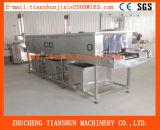 Lavadora automática Tsxk-6 del embalaje plástico de la calefacción de vapor