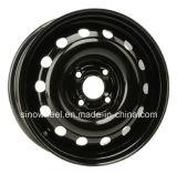 14X5.5高品質の冬の乗用車の鋼鉄車輪の縁