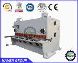 Machine de cisaillement de guillotine hydraulique de précision