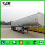Новый нефтяной танкер алюминиевого сплава типа 3axles 42000L