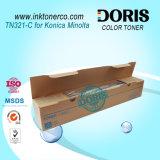 Cartucho de tóner para copiadora de color Tn321 para Konica Minolta Bizhub C224 C284 C364