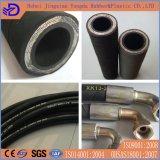 Tubo flessibile di gomma idraulico di acciaio di spirale ad alta pressione del filo