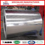 Pleines tôles de l'acier Z100 galvanisées plongées chaudes dures de SGCC