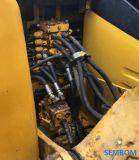 元の使用された小松のクローラー掘削機PC200-6