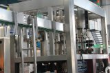 3 automáticos en 1 máquina de rellenar pura mineral del agua de botella
