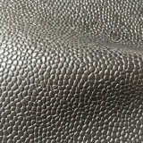 Muster geprägtes Belüftung-ledernes Material für Gepäck