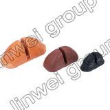 kugelförmige Hauptehemalige 10t/Gummigummiaussparung ehemalig mit verlegtem Rod