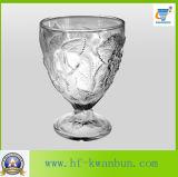 高品質のアイスクリームのガラス・ボールテーブルウェアKbHn0146