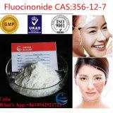 99.6% Fluocinonide Puder für Behandlung-Haut-Störungen CAS: 356-12-7