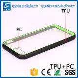 O híbrido transparente similar de Supcase projeta a caixa do telefone de pilha para o iPhone 7 positivo