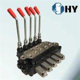 Valvola di regolazione idraulica di Monoblock di Multi-Modo delle bobine ZL12 5 per il ribaltatore