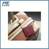 Client étiquette de bagage de voyage PU Tag de suspension