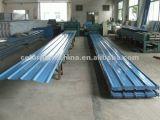 Gewölbtes PPGI Stahldach-Blatt der China-Baumaterial-Qualitäts-