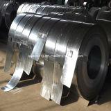 Tira de aço galvanizada mergulhada quente revestida zinco laminada de SPHC