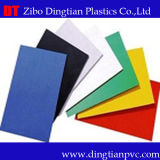 Advertizing를 위한 착색된 PVC Foam Board
