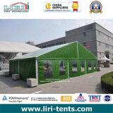 避難者のテントのための明確なスパンが付いている高品質の軍のテント