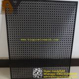 DecorationのためのPVC Coated Perforated Wire Mesh
