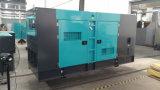 200 kVA / 160kw silencieux groupe électrogène diesel (UC160E)