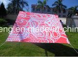 Riparo del cotone della tenda di Sun della spiaggia dello schermo di Sun