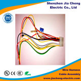 Asamblea de nylon eléctrica conector de cable impermeable de 15 amperios