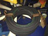1 ou 2 tresses de boyau R17 hydraulique en caoutchouc du fil SAE 100 d'acier à haute limite élastique